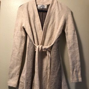 Rosie Neira Wool Cover Up